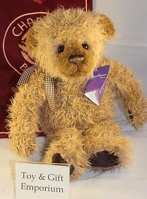 SPECIAL OFFER! Charlie Bears Bearhouse ARUNDEL (Brand New Stock!)