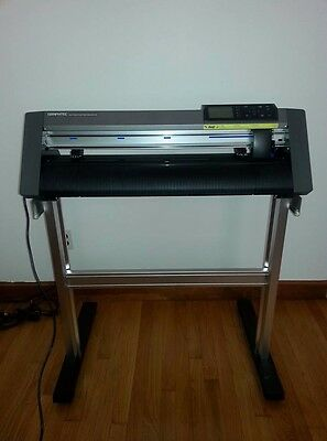 """Graphtec Cutting Plotter CE6000-60 with stand, 24"""" **USED"""