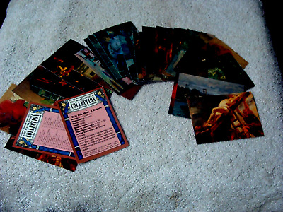 1993 Masterpiece Collection By Comic mages-38 Cards