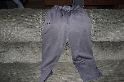 Mens Under Armour Sweat Pants Size Med-Worn once!