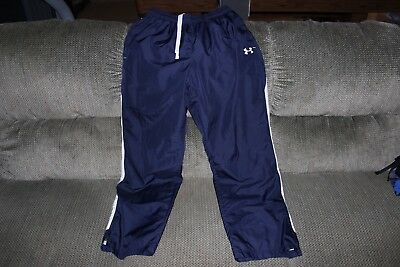 Mens Under Armour Running Pants-Size Large-Worn once