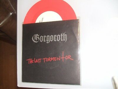 Gorgoroth - The Last Tormentor 7'' Live in Bergen 23.05.96