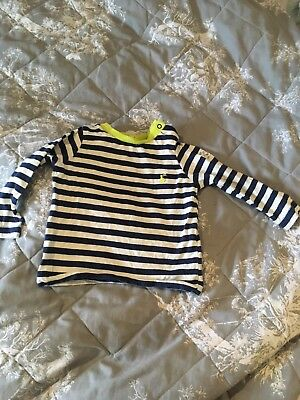 Joules Baby Boy Top (6/9 Months)