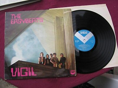 "The Easybeats  "" Vigil ""  12"" Vinyl  Mono  L.P.Issued 1968"