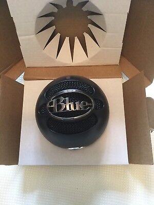 Blue Ice Snowball USB Boxed Microphone