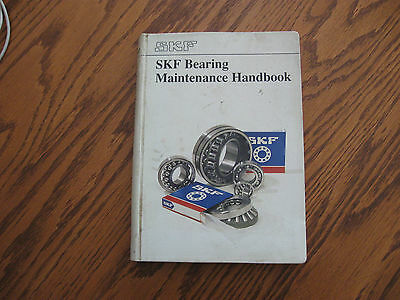 SKF Bearing Maintenance Handbook
