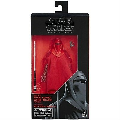 Star Wars Black Series 6 Inch Emperors Imperial Royal Guard Action Figure