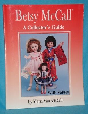 1999 Betsy McCall COLLECTOR'S GUIDE Reference Book
