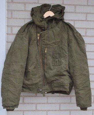 Canadian Forces CW Vehicle Crew Heavyweight Winter Combat Jacket 7550 XL Tall