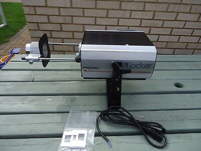 Proel Image Projector With Case And Power Lead Jocker
