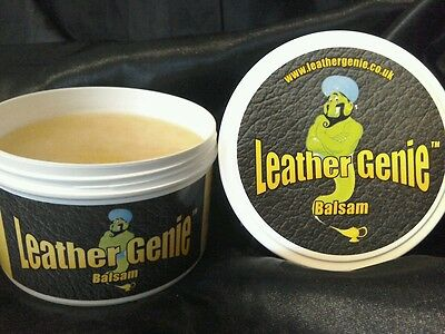Leather genie balsam- Leather Cleaner & Conditioner for leather Jackets & bags