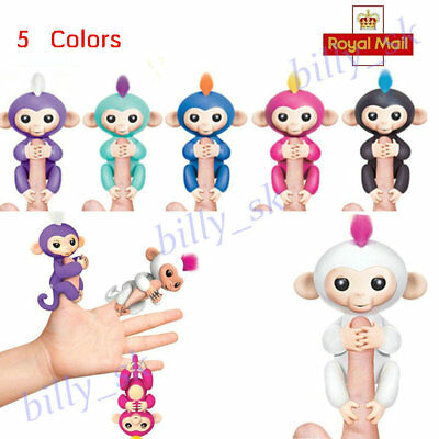LED - NEW Cute Finger Interactive Toy Baby Monkey Kids Gift