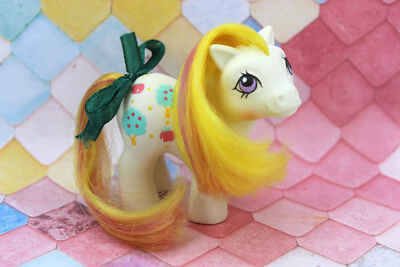 💕 Vintage G1 80's My Little Pony 💕 - BABY APPLE DELIGHT (Sister)!