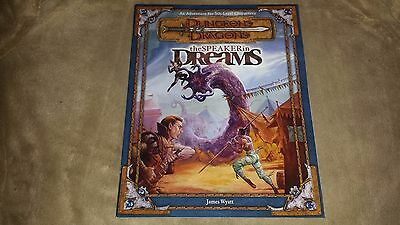 Dungeons & Dragons The Speaker in Dreams - Soft Cover - Module - 2001