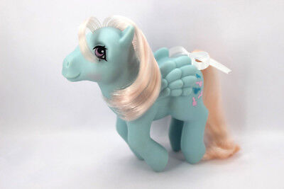 💕 Vintage G1 80's My Little Pony 💕 - WIND WHISTLER w/Pink Hair!