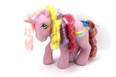 💕 Vintage G1 80's My Little Pony 💕 - Rainbow Curl STREAKY!