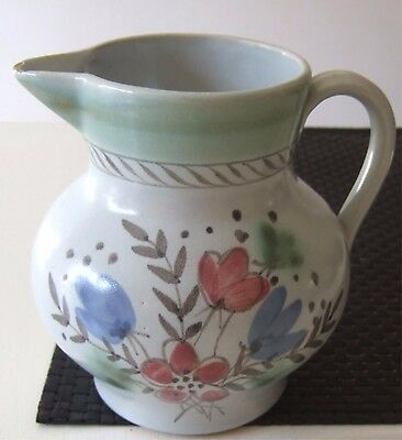 Larger Buchan Stoneware Jug/pitcher - Portobello Scotland     #