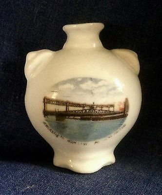 Crested China. Vintage Souvenir Ware. Newcastle.