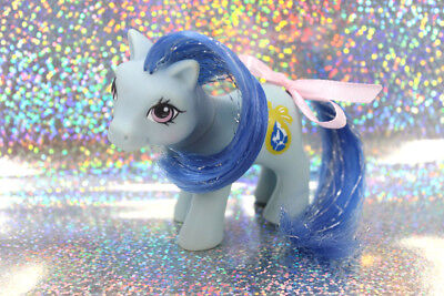 💕 Vintage G1 80's My Little Pony 💕 - UK Exclusive Jewellery BABY SAPPHIRE!