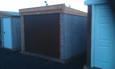 Garage Concrete Sectional - *Ex-Display* Knight Timber 16'1 Length x 9'3 width
