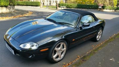 2000 Jaguar Xkr 4.0 Supercharged Convertible 4 Former Keepers Lots Of Invoices