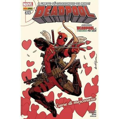 Deadpool 35 - Marvel - Deadpool 94 - Panini Comics Italiano - Nuovo