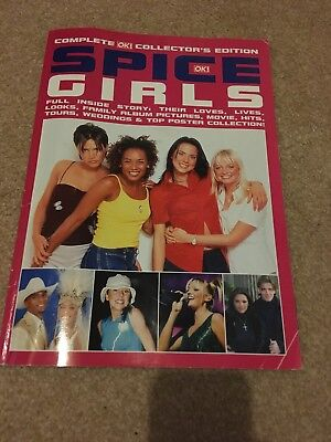 Spice Girls Ok! Complete Collectors Edition