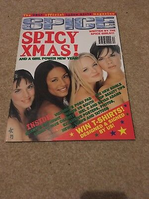 Spice Girls Official Magazine Issue 8
