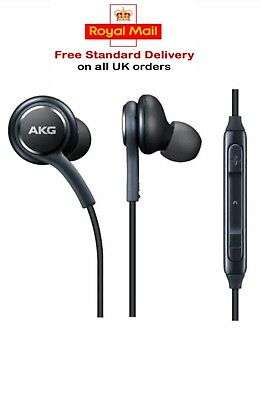 New AKG Headphones Hands free In-Ear Earphones for Samssung galaxy S8 S8 + s7