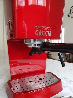 Gaggia Espresso Coffee maker (model: New Espresso 06)