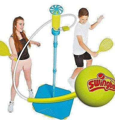 All Surface Swingball Tennis Ball Game Garden Home ID Solo & Double Games