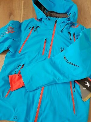 BNWT Men's Spyder Pinnacle Ski Jacket (size: L)