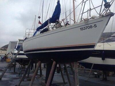Beneteau First 325 1986 Moored Barcelona, Reduced #£18,500 #