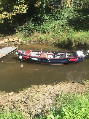 Open Boat 14ft Simulated Clinker,3.5hp Four Stroke Tohatsu Outboard Plus Extras
