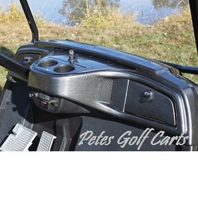 Golf Cart Dash Kit Carbon Fiber Yamaha Drive