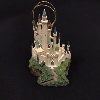 WDCC Disney Classics Collection Sleeping Beauty's Castle Ornament DIS113