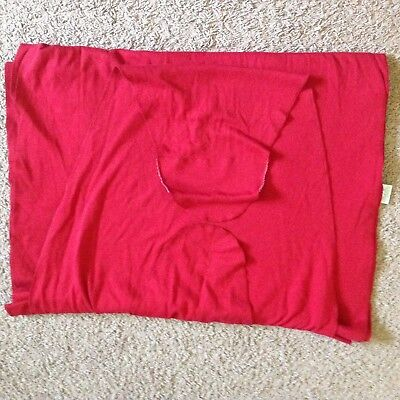 Moby Wrap - Red - Baby & Toddler Carrier/Sling For 0 To 3 Years - Never Used