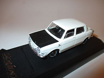 Simca 1000 Rallye SRT in weiß weiss bianco blanc white, Solido in 1:43 boxed!