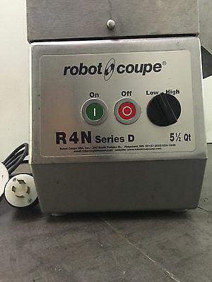 Robot Coupe R4N Series D