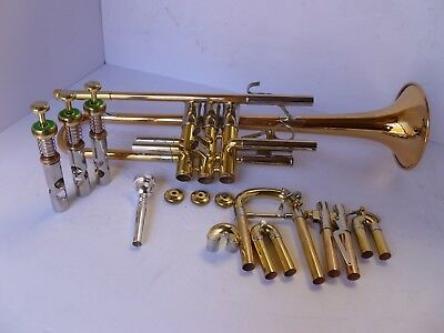 "1962 F.e Olds & Son Recording Trumpet ""just Serviced"""