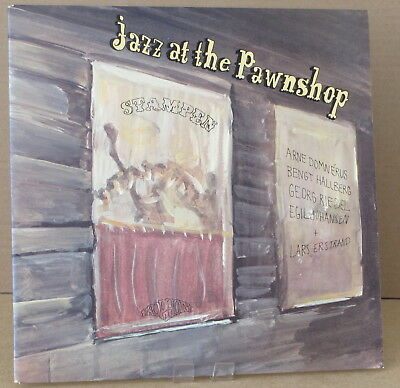 Proprius 7778-79 ~ NM! ~ JAZZ AT THE PAWN SHOP ~ 1st  press, archive copy!