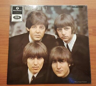 "Beatles Beatles For Sale no2 Ep 7"" Parlophone EX++!!!"