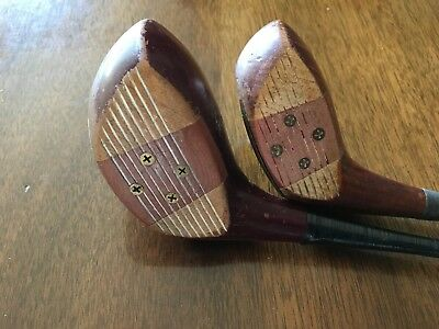 Vintage MacGregor Tommy Armour 693 Persimmon Woods -Rare
