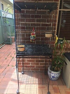 160cm Bird Parrot Cage With Stand