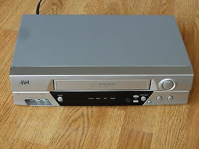 JVC VCR VHS Player & Recorder HR-A60U With Remote Control