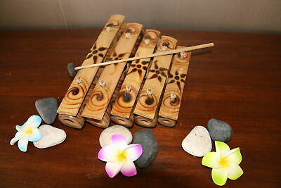 Brand New Bali Musical Instrument- Balinese Xylophone / Gamelan- Great Sound!
