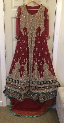 Indian Pakistani Wedding Dress