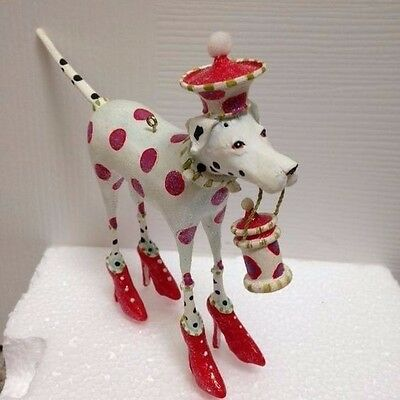 ~~ Krinkles ~~ Dalmation Ornament 36604 Mint in Box ~~ Dept 56 ~~