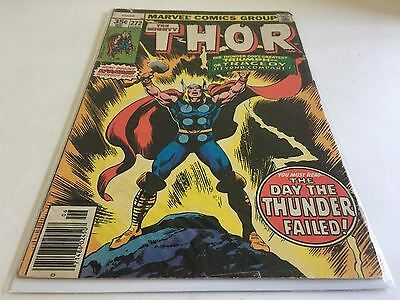Marvel Comics The Mighty Thor Issue #272