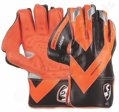 SG League Wicket Keeping Gloves - Mens